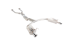 XFORCE Cat Back Stainless Steel w/Varex fits Lexus IS350 2009-14 153830