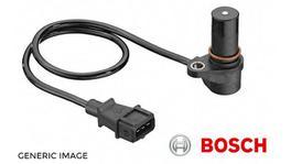 Bosch Crankshaft RPM Sensor 0 281 002 729 13677