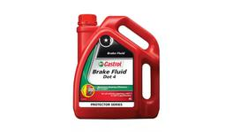 Castrol Brake Fluid DOT 4 4L 3377671 127516