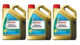 Castrol Radicool Coolant Concentrate 2.5L 3 Box