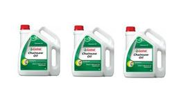 Castrol Chainsaw Oil 4L 3 Box 127537