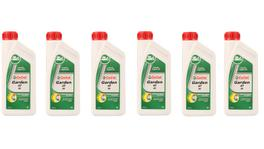 Castrol Activ 4T 4 Stroke 15W50 Motorcycle Engine Oil 1L 6 Box