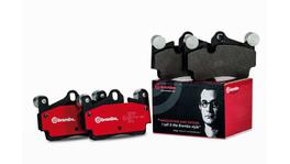 Brembo Brake Pad Front Set (Low-Met) P78004