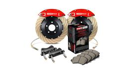 StopTech Big Brake Kit - Fits BMW M5 w/ Red ST-40 Calipers 355x32mm Drilled Rotors Front 00-03
