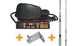 GME Two Way UHF CB Radio Starter Kit