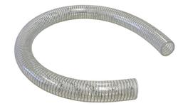 "Aeroflow AF315-038-15m Clear PVC Breather Hose 38mm 1 1/2"""