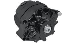 Aeroflow Black 120 Amp 1 Or 3 Wire Alternator Suits GM