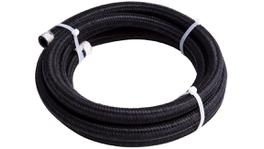 Aeroflow AF450-06-6m 450 Series Black Braided -6AN 6m (14.5mm OD)