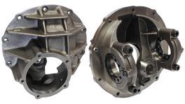 "Aeroflow 9"" Nodular Iron 3.250"" Centre Ribbed Design"