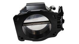 Aeroflow AF64-2069BLK 90mm Throttle Body (4 Bolt Black) Fits LS Chev