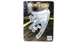 Aeroflow AF64-4009 Billet P/Steer Bracket Suit Saginaw P/Steer Pumps Fits Cleveland