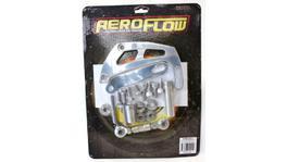 Aeroflow AF64-4011 Billet Power Steer Bracket High Mount Suit SB Chev