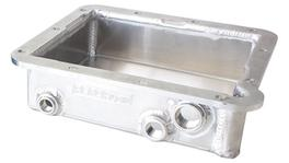 """Aeroflow AF72-3000 3"""" Deep Fabricated Transmission Pan Inc Mounting Access Suits Ford C4"""