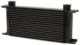 Aeroflow AF72-4010 Oil Cooler 330x77x51mm (Trans or Engine 10 Row)