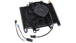 "Aeroflow AF72-6000 13.5 X 9"" Comp Trans Cooler (120w Fan & Switch)"