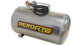 Aeroflow AF77-4000 5 Gal Portable Air Tank Alloy With Tank Valve 125 Max PSI