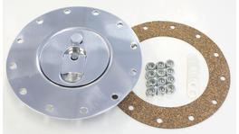 Aeroflow AF85-2005 Billet Aluminium Fuel Cap Polished RCI Cell