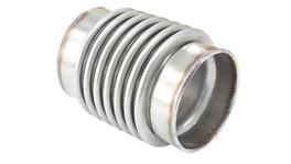 "Aeroflow AF9500-1500 1-1/2"" OD Exhaust Flex Pipe Joint 4"" Long 304 S/Steel"