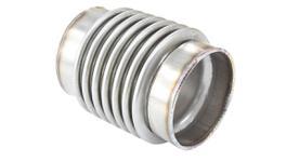 "Aeroflow AF9500-2250 2-1/4"" OD Exhaust Flex Pipe Joint 4"" Long 304 S/Steel"