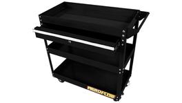 Aeroflow AF98-2032 Workshop Trolley 3 Tier With Lockable Drawer