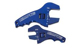 Aeroflow AF98-2039 Adjustable Grip Spanners (Small & Large Shorty)