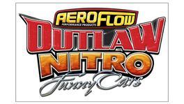 Aeroflow AF99-2003 Outlaw Nitro Funny Car Sticker 135mm X 220mm