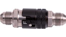 Aeroflow AFQR104-03 Quick Relase -3 Epdm Seal Black Titanium