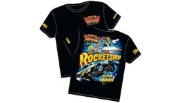 Aeroflow RTRS-YOUTH-L - The Rocketship ONFC T-Shirt - Youth Large
