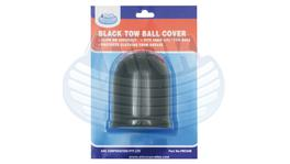 Ark Tow Ball Cover 50mm Black PBC50B