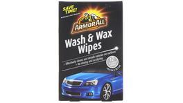 Armor All Wash & Wax Wipes 12pk