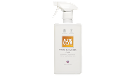Autoglym Vinyl & Rubber Care 500mL AURVRC500