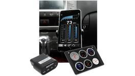 AutoMeter Dashlink Wireless Obdii Bluetooth Module AU6035