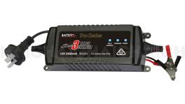 Battery Link Smart Battery Charger 2.5A 12V 3 Stage