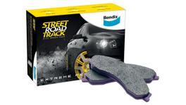 Bendix Brake Pad Set Front and Rear SRT DB1765-DB1766SRT