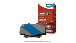 Bendix Brake Pad Set Rear 4x4 DB1200 4WD SUV