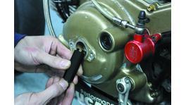 Bikeservice Ducati Crankshaft Turning Tool 261960