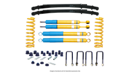 Bilstein COL-009 fits 4WD 4X4 Suspension Lift Kit fits HOLDEN Colorado RG