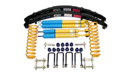 Bilstein 4WD 4X4 Suspension Lift Kit fits Mitsubishi Triton ML,MN TRI-011