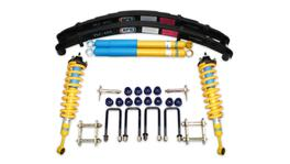 Bilstein 4WD 4x4 ReadyStrut Suspension Lift Kit fits Mitsubishi Triton ML,MN TRI-011R
