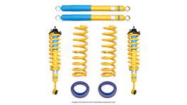 Bilstein 4WD 4X4 Suspension Lift Kit fits Toyota Landcruiser 200 Series