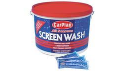 CarPlan All Seasons Screenwash 72x70mL Sachets