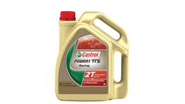 Castrol Power 1 TTS 2T Motorcycle Engine Oil 4L 3356038