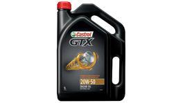 Castrol GTX 20W-50 5L Box 3 3413901-BOX3