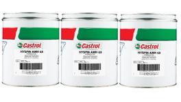 Castrol Hyspin AWH 68 Hydraulic Oil 3x 4L 3 Box
