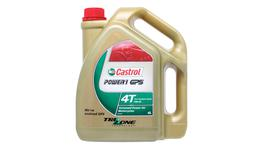 Castrol POWER 1 GPS 4T 10W40 Motorcycle Engine Oil 4L 3356036
