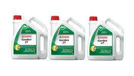Castrol 2T 2 Stroke Lawnmower Oil 4L 3 Box