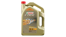 Castrol EDGE 5W40 SN Engine Oil 6L 3414527