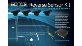 Ute Tray Parking Sensor System - 91CMD10-4