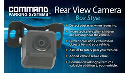 Rear View Reverse Camera Box Style - 91CMDC210
