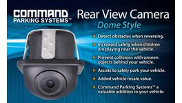 Rear View Reverse Camera Dome Style - 91CMDC510